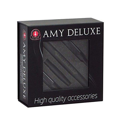 Amy Silikonschlauch Set S238 in Box Schwarz