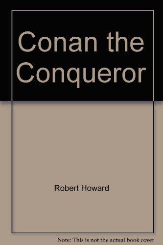 Conan 09/conquerer 0441115888 Book Cover