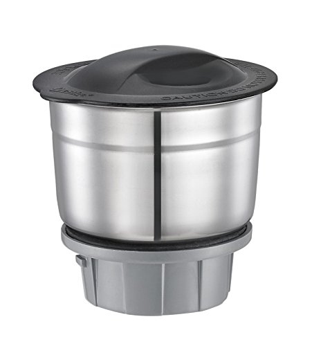 Prestige Storm Stainless Steel 750 Watts Mixer Grinder with 4 Jars (Black)