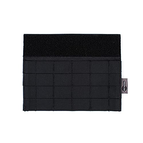 N\A Molle Panel frontal cubierta completa para MK3 MK4 Tactical Vest Chest Rig