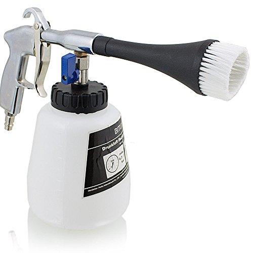 BITUXX® Druckluft Reinigungspistole Auto Kfz Luftdruck Reinigungspistole Waschpistole 1000ml