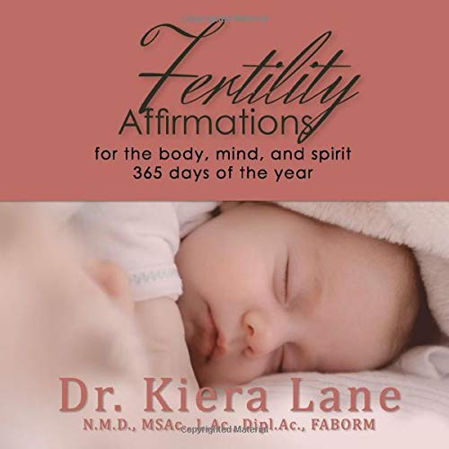 Fertility Affirmations: for the bod…