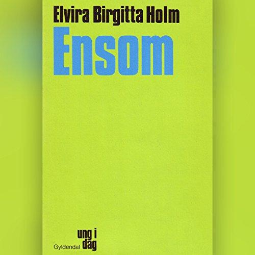 Ensom audiobook cover art