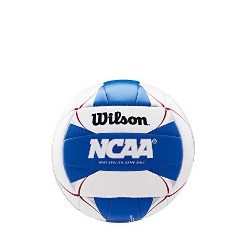 WILSON Mini Volleyball - NCAA Beach - Blue/White/Silver