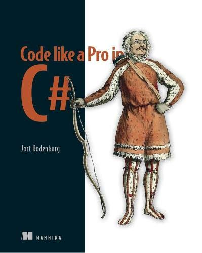 Code like a Pro in C# Front Cover