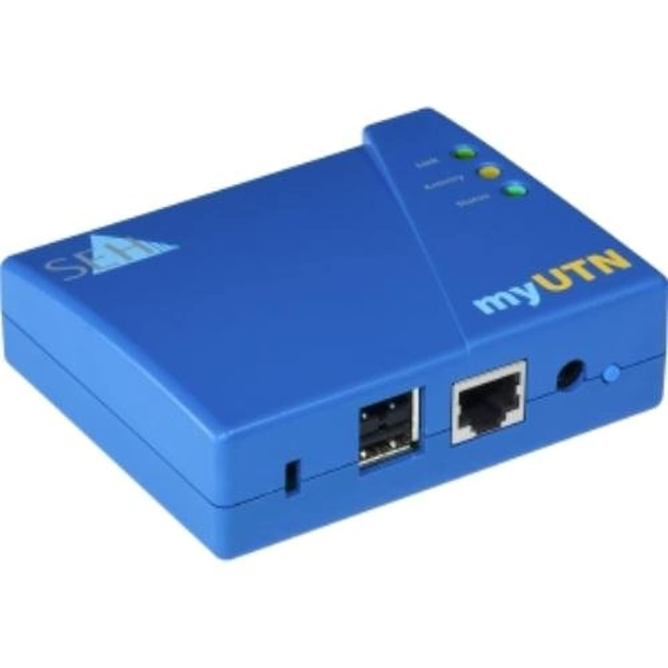 Seh myUTN-50a - Device Server - 10Mb LAN, USB, 100Mb LAN, GigE, USB 2.0 (M05032)