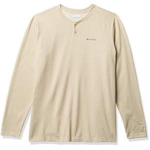 Columbia Men's Thistletown Park Henley Shirt