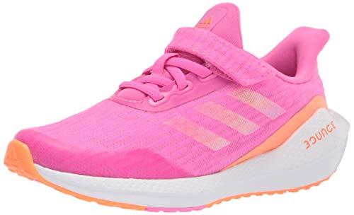 adidas Eq Run EQ Run Unisex Niños, Color Rosa, Talla 7 Big Kid