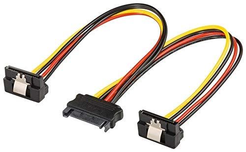 zdyCGTime 2,5 Pulgadas Disco Duro SATA 22pin para eSATA Datos USB con Suministro de Corriente Adaptador de Cable