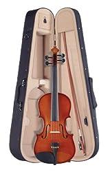 top 10 palatino violin vn350 Palatino VN-350-1 / 4 Campus Violin Suit, Size 1/4