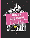 House Cleaning Checklist: Daily, Weekly and Monthly Housekeeping Schedule Planner