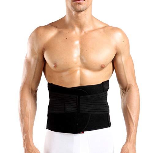 Zhhlaixing Cintura Trimmer Faja lumbar hombre mujer