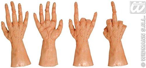 Riesenhand THE HAND... grausig und groß!