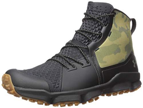 Under Armour Men's Speedfit 2.0 Hiking Boot, Black (002)/Black, 12