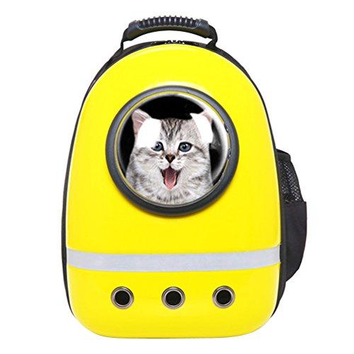 Mochila para Mascotas,NuoYo Gato / Perro Bolsa del Animal Doméstico del...