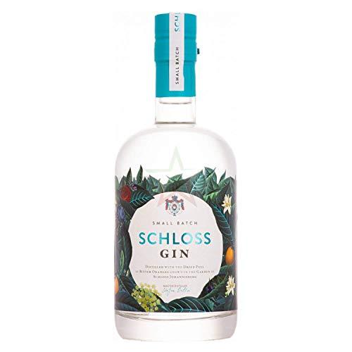 Schloss Small Batch Gin 44,00% 0,50 Liter