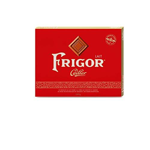 CAILLER Frigor Milchschokoladetäfelchen 40 Stück