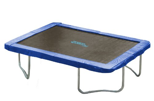 13' Super Trampoline Safety Pad (Spring Cover) Fits for 13' x 13' Square Trampoline Frames - 12' Wide - Blue