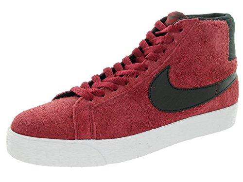 Nike Herren Blazer SB Premium SE Skaterschuhe, Rot/Schwarz/Weiß (Team Rot/Schwarz-Weiß), 45 EU
