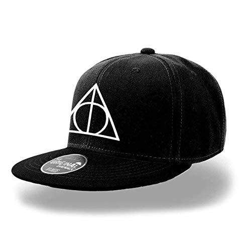 Harry Potter Snap Back Cap Symbol Berretti Cappelli
