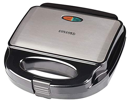 Concord Sandwich Maker/Grill 800 W (with Long Wire 1.5 metre)