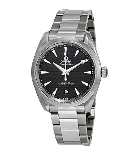 Omega Seamaster Aqua Terra reloj cronómetro automático 220.10.38.20.01.001