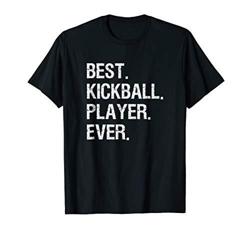 Kickball T-Shirt Gift - Funny Best Player