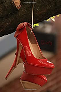 book spine heels