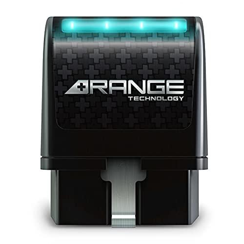 Range Technology Plug & Play AFM/DFM Active Fuel Management Disabler Compatible with GM Vehicles RA003B (Blue)