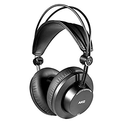 AKG K275 Over Ear Closed Back Professional Foldable Headphones from Akg