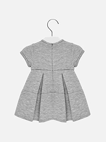 Mayoral 19-02911-033 - Vestido para bebé niña 18 Meses