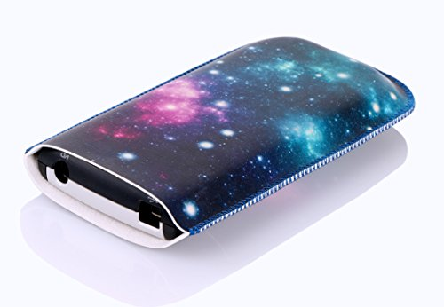 TopGrit Soft Carrying Case Compatible with Texas Instruments TI-84 / Plus CE Graphing Calculator, Galaxy Pattern Photo #3
