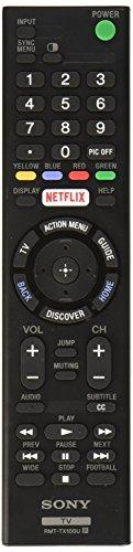 Sony LED Smart TV Remote Control RMT-TX100U/ RMT-TX300U