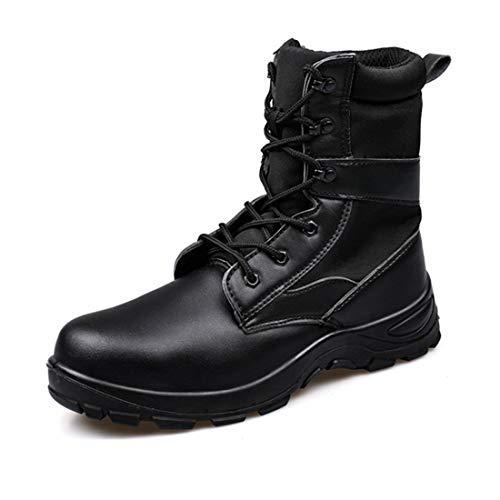 Dxyap Botas de Seguridad Invierno Zapatillas de Seguridad Hombre Trabajo con Puntera de Acero S3 Calzado de Trabajo para Comodas Zapatos de Industria y Construcción