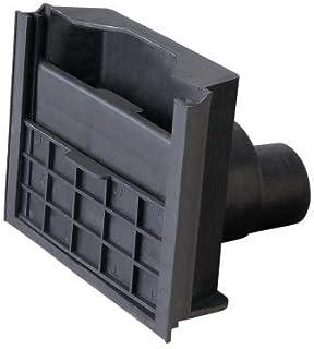 4個 水番 スマートタイプ 黒(田 田んぼ の 水位 調整 水門 、 水田 用 排水口 吸水口 取水栓) サンポリZ