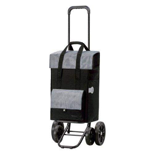 Andersen Shopper Quattro und 49 Liter Tasche Milla schwarz