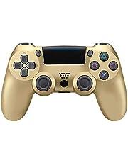 L-SLWI Gold PS4-besturing, draadloze PS4-controller, draadloze game-controller, gewoonlijk