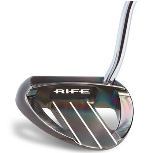 Rife Barbados Tropical Belly Putter Left 43