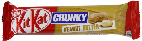 Nestl? Kit Kat Chunky Peanut Butter Milk Chocolate 48 g (Pack of 24)