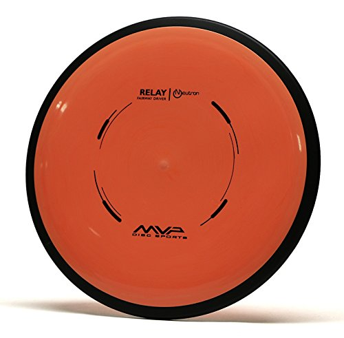 MVP Disc Sports Neutron Relay Disc Golf Driver 155160g / Colors May Vary
