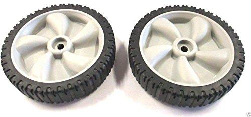 MTD 2 Genuine 634-0190A Front Drive Wheels For Yard-Man Yard Machines Bolens OEM