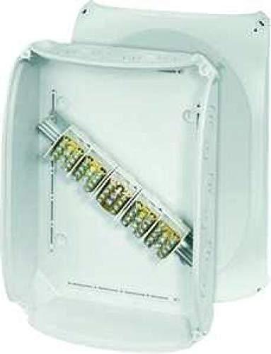 Preisvergleich Produktbild Hensel Kabelabzweigkasten DK 5035 S 25 / 35qmm 3phasig ENYCASE Dose,  Gehäuse für Montage auf der Wand / Decke 4012591125617