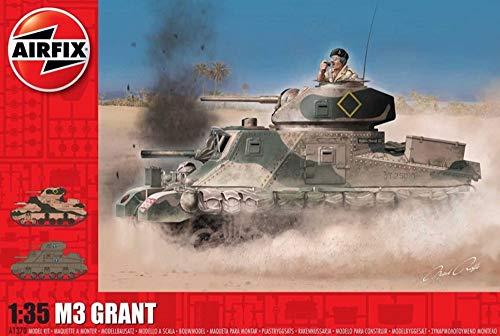 エアフィックス 1/35 イギリス軍 M3グラント 中戦車 プラモデル X1370