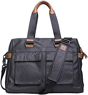 Ambesonne Rustic Gym Bag Large Weekender Carry-on Country Zebra on Wood