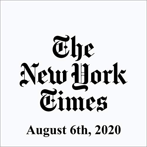 August 6, 2020 cover art