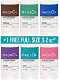 MAGSOL Magnesium Deodorant - No Baking Soda, Perfect for Ultra Sensitive Skin, 100% Natural...