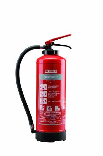 Extintor de polvo de 9 kg. (43A-233B-C) | Gloria | Referencia: PD9 GA | Extintor de Polvo ABC …