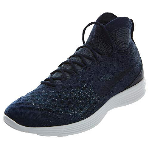 NIKE - Scarpe uomo sneaker lunar magista ii fk fc 876385 44 blu