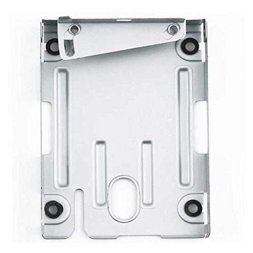 2,5pulgadas unidad de disco duro de 2,5pulgadas HDD Soporte de montaje Caddy para Sony PlayStation 3PS3Super Slim CECH-400x serie