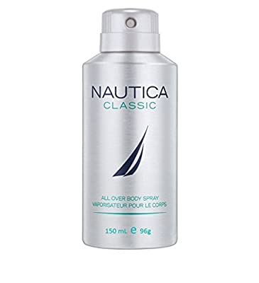 Nautica Deodorant Body Spray